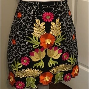 P.S.N.Y By Saman Petite skirt size 4/P.
